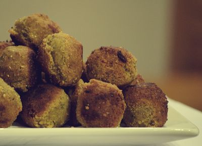 Great balls of falafel